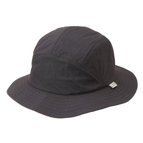 [BOYCENTRAL] Bucket hat_Charcoal