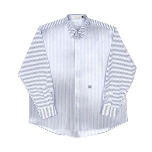 [BOYCENTRAL] Pin track stripe shirt