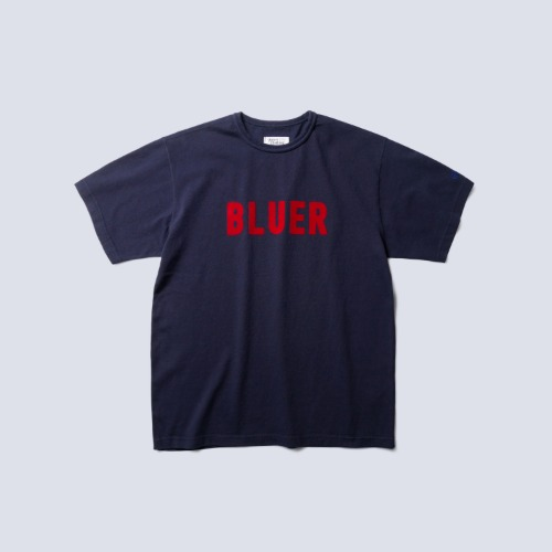 [NAMER CLOTHING] BLUER TEAM T_Navy