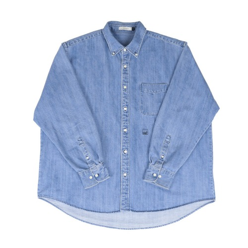 [BOYCENTRAL] Denim shirt