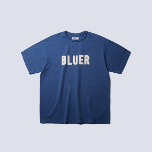 [NAMER CLOTHING] BLUER TEAM T_Dusty Blue