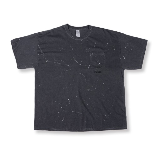 [GOLDRUSH] PICKAX PAINTING T-SHIRT_Charcoal